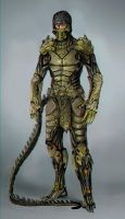 Reptile MK X by TD-Vice