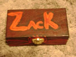 Top Of Box For Zack by SoraTheDemon