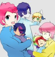 Shippings MlP G.B 2 by arelionXD