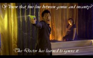 Dr Who-100 Pic Challenge no.12 by ItsLol