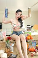 Jgirl 04: Asian American Diet 2 by taho