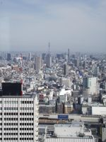 Stock012Tokyo by BAproductions