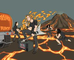 Metallica by Georgel-McAwesome