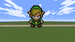 Link! (Minish Cap) by Mystery231