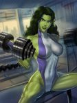 She-hulk standard modern outfit by SunsetRiders7