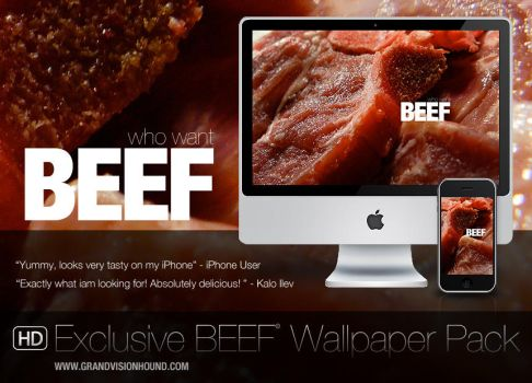 Who want Beef? by captainfromthefuture