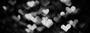 Dark Hearts (Facebook Cover) by CydneyX