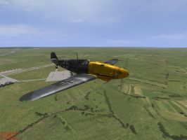 IL-2: Moments After Take-Off by Der-Buchstabe-R