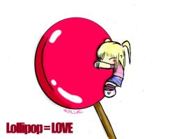 Lollipop is Love by kmlo2