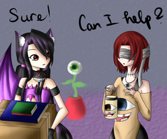 HM: Infirmary Cleaning Collab by Zwei-tan