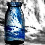 If I Could Bottle The Sky by DuchessDeNoir