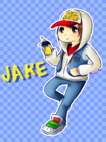 Jake (Updated) by MaeMe96