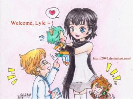 welcome, Lyle ~ ! by 2947