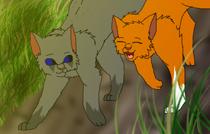 AshfurxSquirrelflight by duskingxwarrior