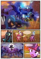 MLP - Timey Wimey page 35 by Bharb