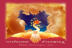 Irridescent Dreaming by WolfenM