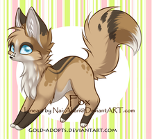OPEN | Fox auction by gold-adopts