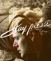 Stay, please.. by inacloudyday
