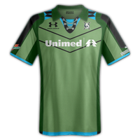 Green Prospect Team Jersey 3 by Kaito42