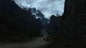 Random screenshot 2 (Skyrim) by gnhtd