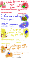 Which Mario or Sonic character are you? by RedBlueIsCool