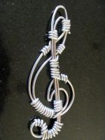 Treble Clef by Zander23