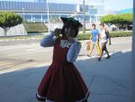 AX 2014-Chen Cosplay (Touhou Project) by jay421501