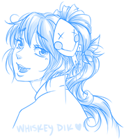 GO: Whiskey Dik by Aikopon