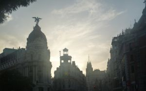 Madrid by SayonnaraDarlynne