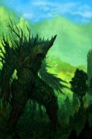 DRSP - Forest Goliath by Aerozopher