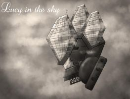 Lucy in the Sky by Jessimie