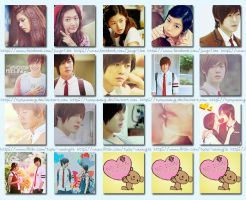Playful Kiss by tyaywuang