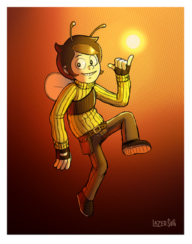 Bee by LazerSofa
