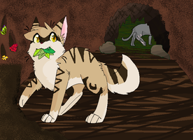12. Leafpool by sparkythepichu