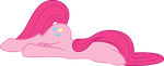 Pinkie Pie Faceplant by Sairoch