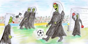Soccer rulez! by silverbullet72