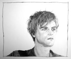 Johnny Flynn by EldalinSkywalker