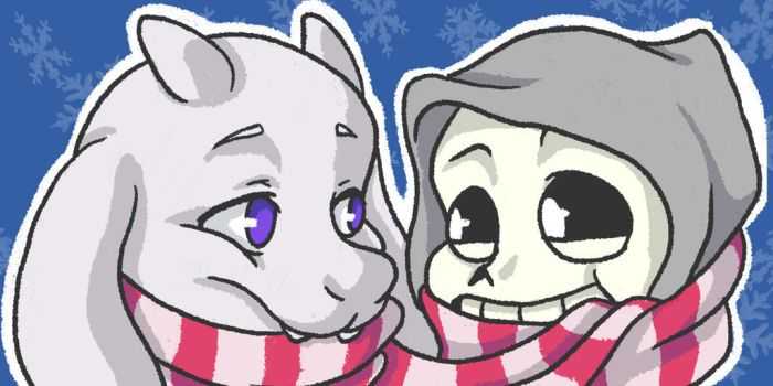Soriel Winter Icons by NeroStreet