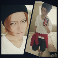 Yata Misaki Costest by Lyrratic