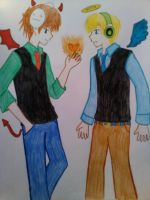 The Devils Son ( pewdiecry fanfic) by florano