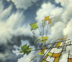 Wind Harvester by Masscape