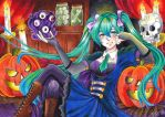 Happy Halloween ver.2 by AsuHan