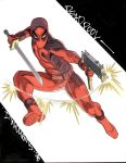 Deadpool color by BroHawk