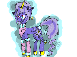 Lyrica Star by XRadioactive-FrizzX