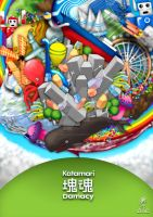 Katamari Damacy by gigaboltmanowar