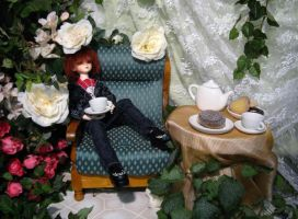 after noon Tea by LadySquall