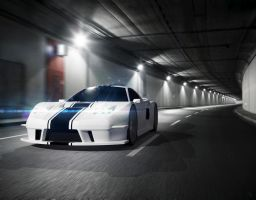 NSX tunnel by AnalyzerCro