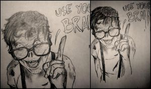 Use Your Brain by SetYourSights