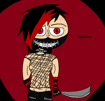 Myself if i was guy (Thorne) by Dysfunctional-H0rr0r