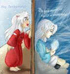 InuSess: Frozen by IceMaidenChiyoe